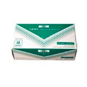Latex Handschuhe Größe M Nagelkosmetikbedarf