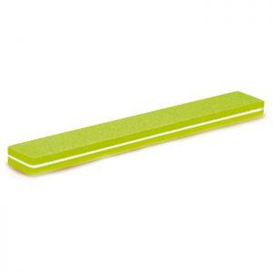 Bufferfeile Grün zum feilen von künstlichen Nägeln