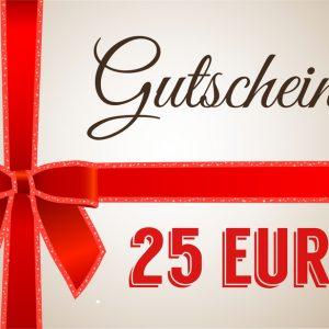 Belisa Gutschein 25 €