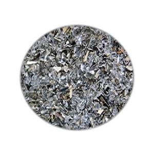 Nailart Splitter Silber Metall