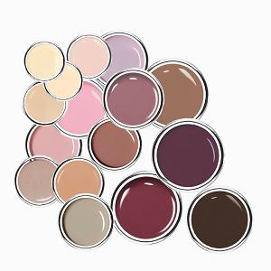 Nude/Taupe/Rosé